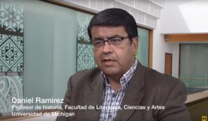 Daniel Ramirez, profesor de historia y cultura americana en la Facultad de Literatura, Ciencias y Artes habla sobre la pronta visita del Papa Francisco a Cuba y Estados Unidos.