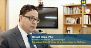 Investigador de la Escuela de Salud Pública Rafael Meza