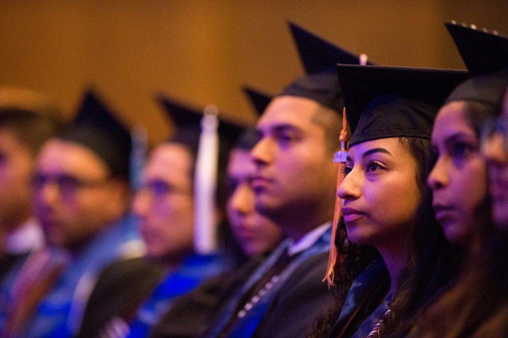 Universidad de Michigan celebra éxito académico de latinos Crédito de imagen: Eric Bronson
