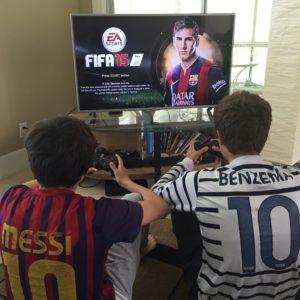 Videojuego propulsa el crecimiento del fútbol en los EE.UU.