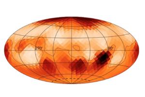 Astrónomos de la Universidad de Michigan han tomado, por primera vez, fotografías en primer plano de una estrella cercana que muestra manchas estelares --manchas solares fuera de nuestro sistema solar.