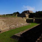 Visita al sitio arqueológico Monte Albán. Crédito de imagen: Mona McKinstry.