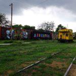 Museo del Ferrocarril. Crédito de imagen: Mona McKinstry.