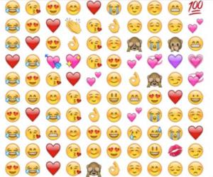 Las personas en todo el mundo aman , excepto los franceses que prefieren , según un nuevo estudio sobre el uso global de emoji.