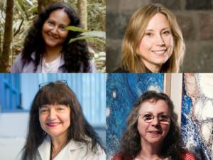 Ivette Perfecto, Sofía Merajver, María Castro, Sara Adlerstein-González, son algunas de las científicas de Universidad de Michigan que están haciendo una diferencia real en el mundo a través del descubrimiento y desarrollo científico.