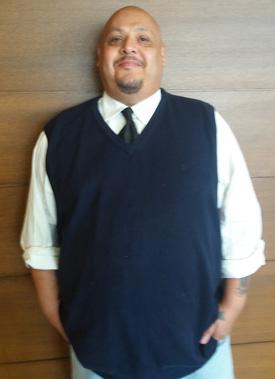Jose Casas, profesor asistente de teatro y drama de la U-M