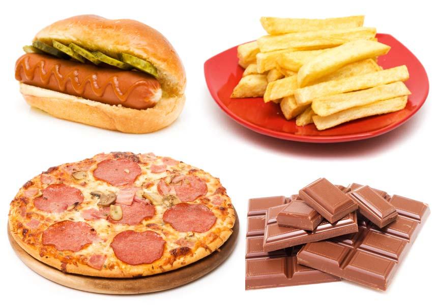 Confirmado: Alimentos altamente procesados, y hambre todo el día