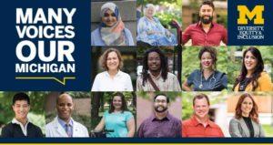 U. de Michigan revela plan estratégico para la diversidad, la equidad y la inclusión