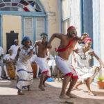 Estudiantes de la escuela de música, teatro y danza de la Universidad de Michigan (SMTD por sus siglas en inglés) en un viaje a Cuba que incluyó  Havana, Trinidad y Varadero, en Febrero/Marzo del 2017