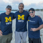 Estudiantes de la escuela de música, teatro y danza de la Universidad de Michigan (SMTD por sus siglas en inglés) en un viaje a Cuba en la primavera del 2017.
