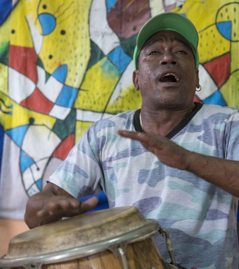 Rumba, son y jazz. A un grupo de estudiantes de la escuela SMTD de la Universidad de Michigan pudieron disfrutar y compartir con todo tipo de músicos durante una reciente visita a Cuba.
