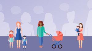Encuesta: Criticar a las mamás suele ser labor de las familias