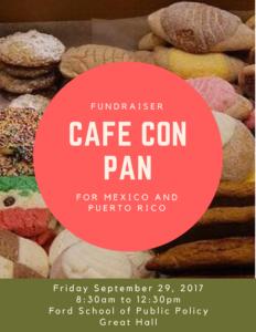 Recaudación de fondos CafeConPan