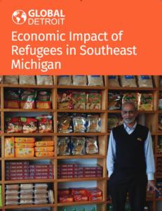 Estudio: Refugiados infunden hasta $ 295M por año en la economía del sureste de Michigan
