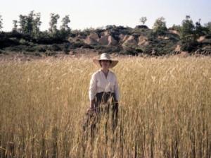 Ruth Behar en Santa Maria del Monte, 1978