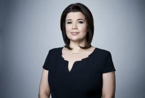 Ana Navarro, estratega republicana y colaboradora en materias políticas de CNN Español y Telemundo dará charla en Universidad de Michigan
