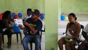 En el otoño de 2017, Hedman y su equipo regresaron a Ecuador para compartir sus hallazgos preliminares con la comunidad, utilizando un enfoque educativo que incluyó dibujos animados, globos y bingo.