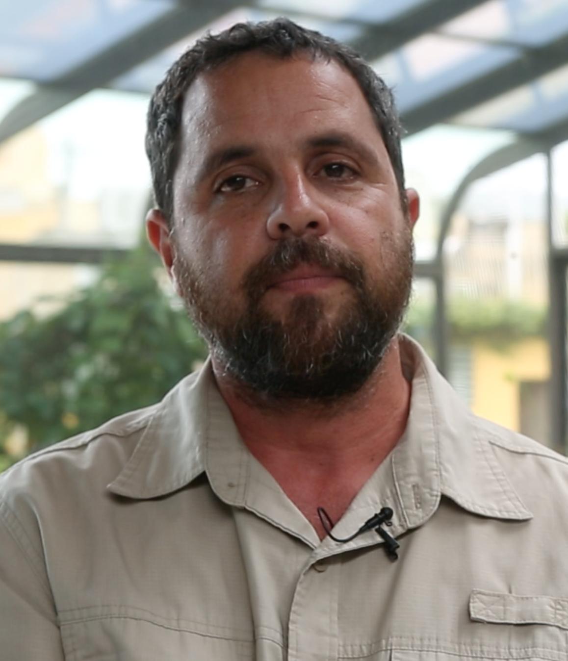 Arturo_Massol_Deyá, director ejecutivo asociado de Casa Pueblo.
