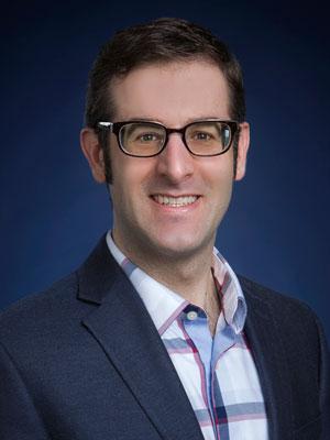 Kyle Handley, profesor asistente de economía empresarial y política pública en la escuela de negocios Ross School of Business.