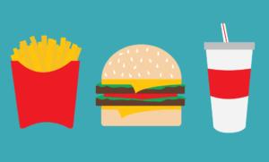 Síntomas de dejar de comer comida chatarra son similares aquellos de dejar drogas