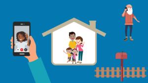 Nuevo vídeo y recursos en línea explican el coronavirus a niños y familias