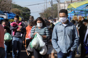 Latin America is now the coronavirus epicenter