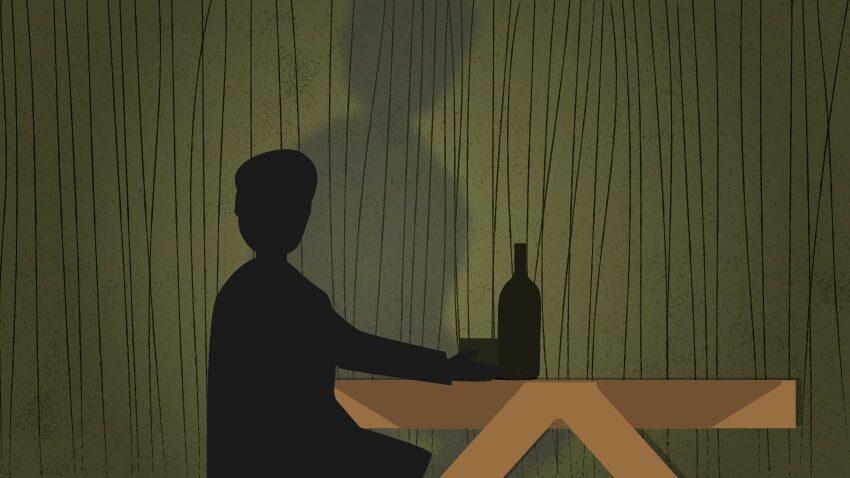 Problemas de drogas y alcohol vinculados al aumento del riesgo de suicidio de veteranos, especialmente en mujeres